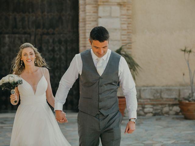 La boda de Eion y Chiara en San Miguel De Salinas, Alicante 100