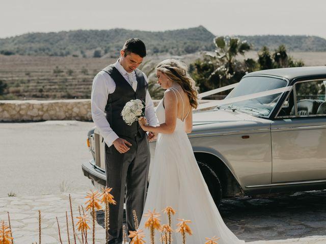 La boda de Eion y Chiara en San Miguel De Salinas, Alicante 101