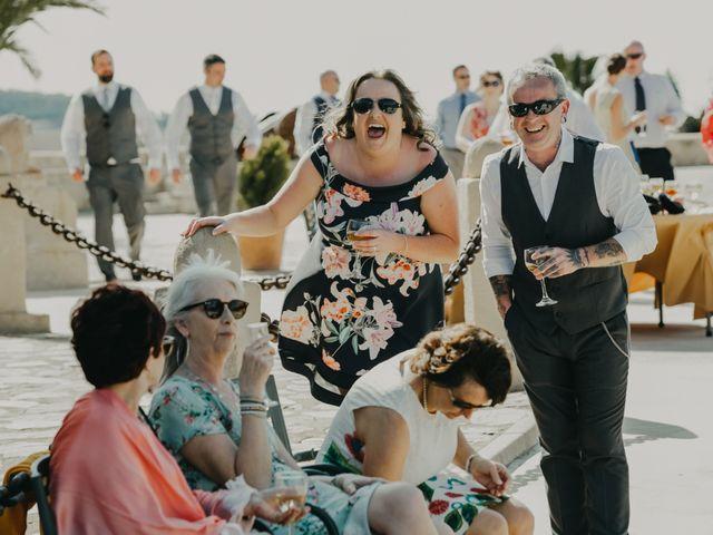 La boda de Eion y Chiara en San Miguel De Salinas, Alicante 106