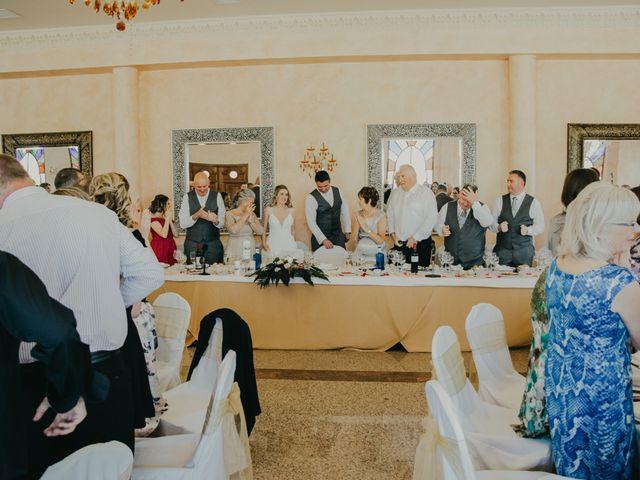 La boda de Eion y Chiara en San Miguel De Salinas, Alicante 110