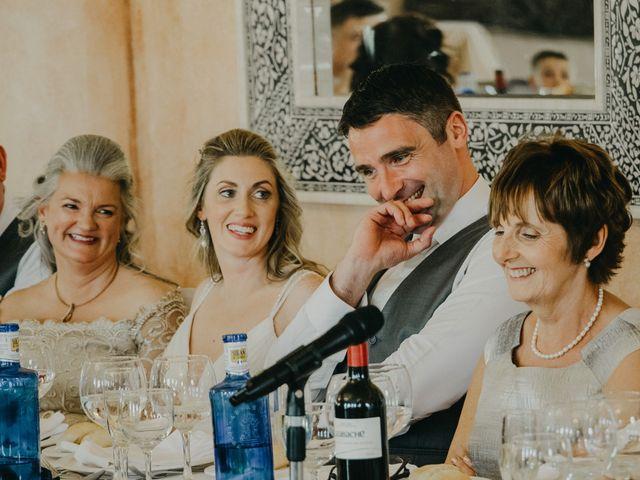 La boda de Eion y Chiara en San Miguel De Salinas, Alicante 114