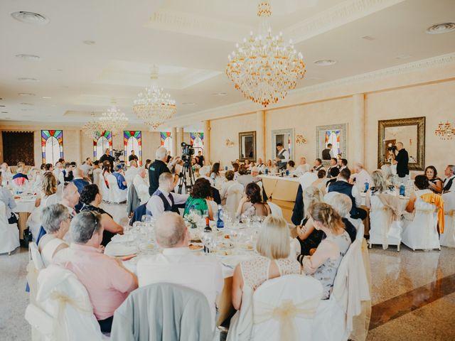 La boda de Eion y Chiara en San Miguel De Salinas, Alicante 115