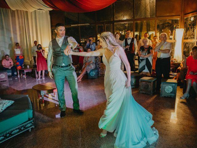 La boda de Eion y Chiara en San Miguel De Salinas, Alicante 126