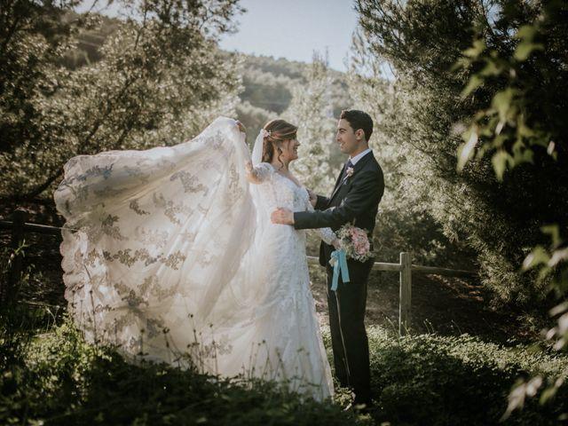La boda de Adrian  y Tania en Zarandona, Murcia 3