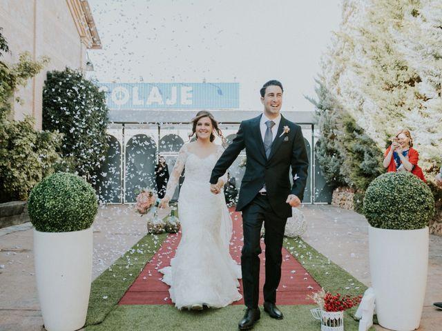 La boda de Adrian  y Tania en Zarandona, Murcia 5