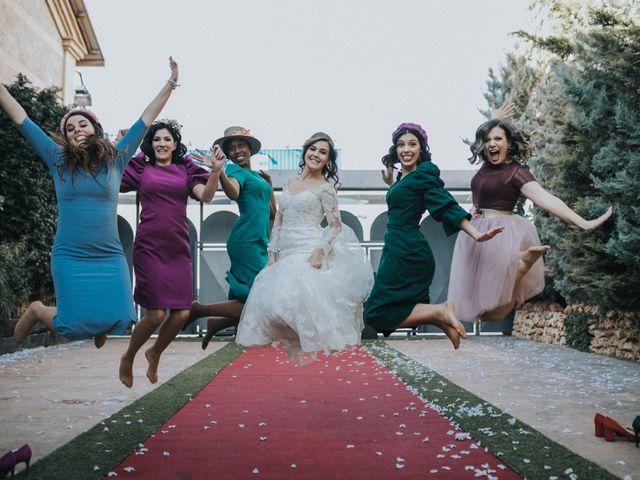 La boda de Adrian  y Tania en Zarandona, Murcia 6