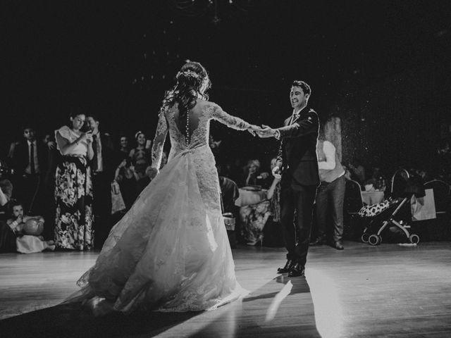 La boda de Adrian  y Tania en Zarandona, Murcia 1