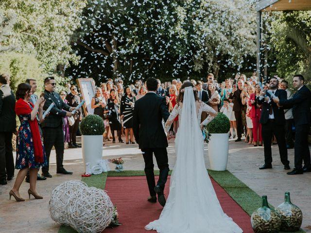 La boda de Adrian  y Tania en Zarandona, Murcia 2