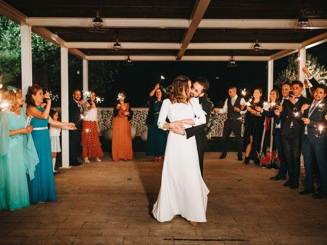 La boda de Lorena y Felix en Ponferrada, León 32