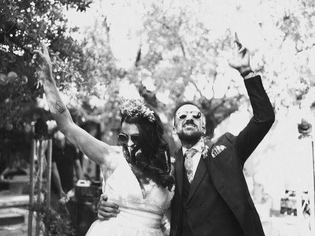 La boda de Maria y Jordi en Elx/elche, Alicante 1