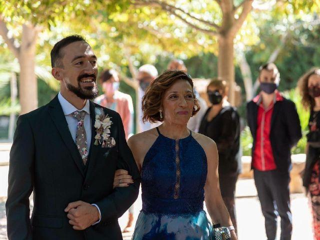 La boda de Maria y Jordi en Elx/elche, Alicante 2