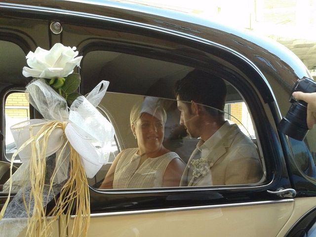 La boda de Martín y Alicia