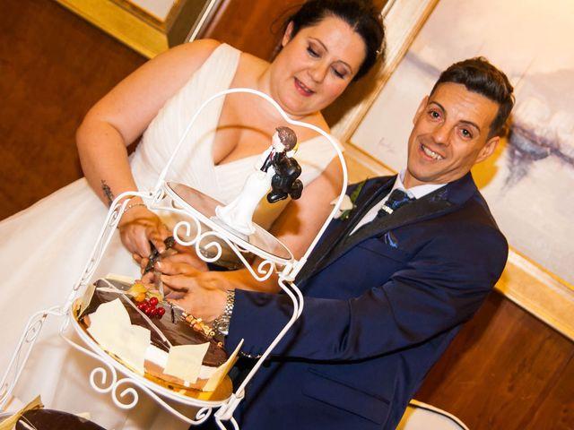 La boda de Lola y Pedro
