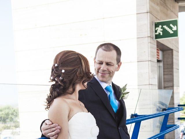 La boda de Sylwek y Raquel en San Fernando, Cádiz 7