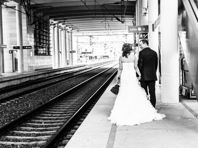 La boda de Sylwek y Raquel en San Fernando, Cádiz 8
