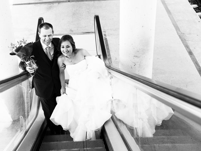 La boda de Sylwek y Raquel en San Fernando, Cádiz 9