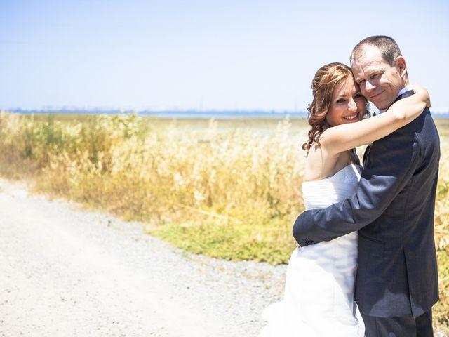 La boda de Sylwek y Raquel en San Fernando, Cádiz 13