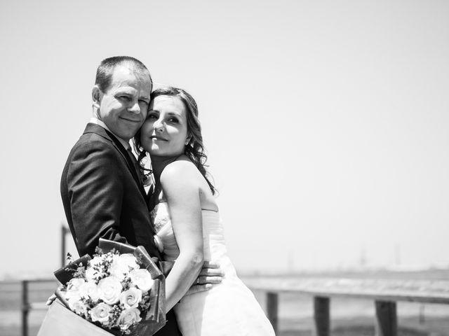 La boda de Sylwek y Raquel en San Fernando, Cádiz 1
