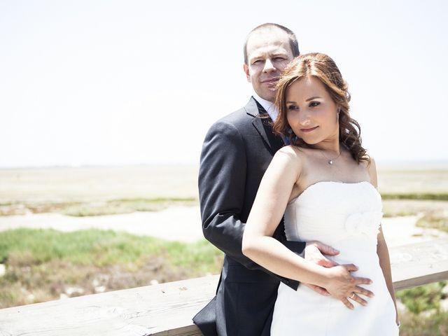 La boda de Sylwek y Raquel en San Fernando, Cádiz 14