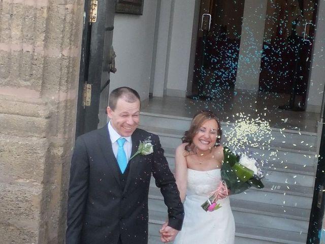 La boda de Sylwek y Raquel en San Fernando, Cádiz 17