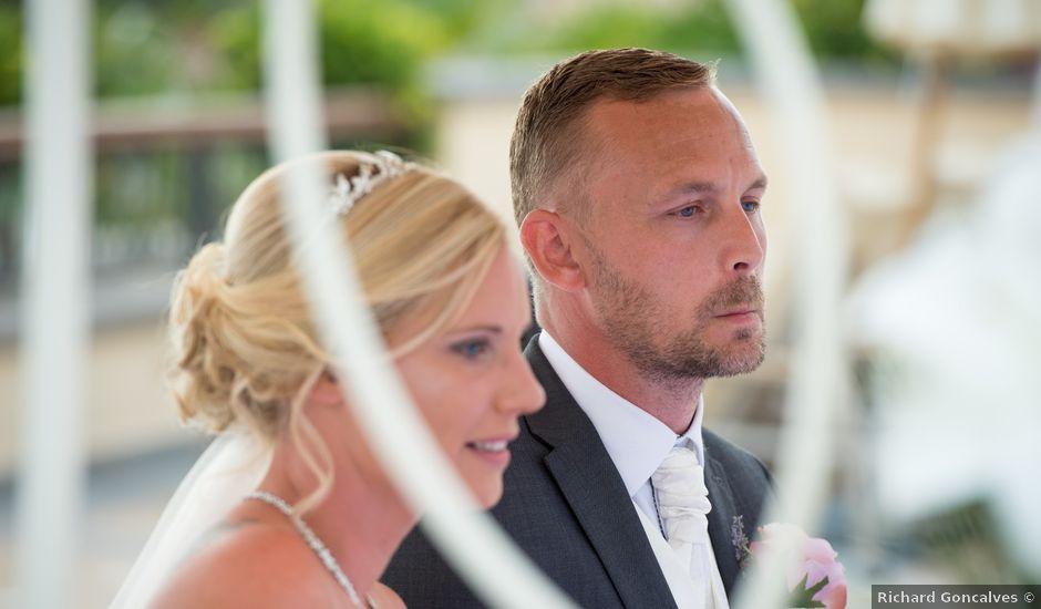 La boda de Damien y Dawn en Adeje, Santa Cruz de Tenerife
