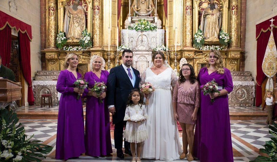 La boda de Salvador y Patricia en Jerez De La Frontera, Cádiz