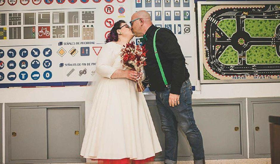 La boda de Chema y Nuria en Aspe, Alicante