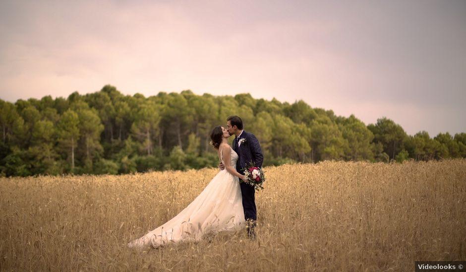 La boda de Noemi y Richard en Sallent, Barcelona