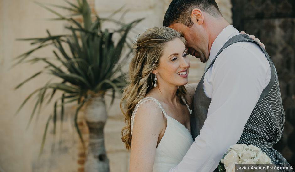 La boda de Eion y Chiara en San Miguel De Salinas, Alicante