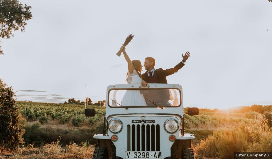La boda de Xavi y Cris en Aielo De Malferit, Valencia
