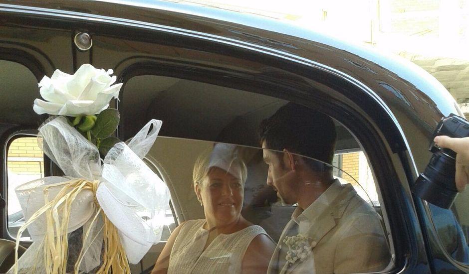 La boda de Alicia y Martín en Burriana, Castellón