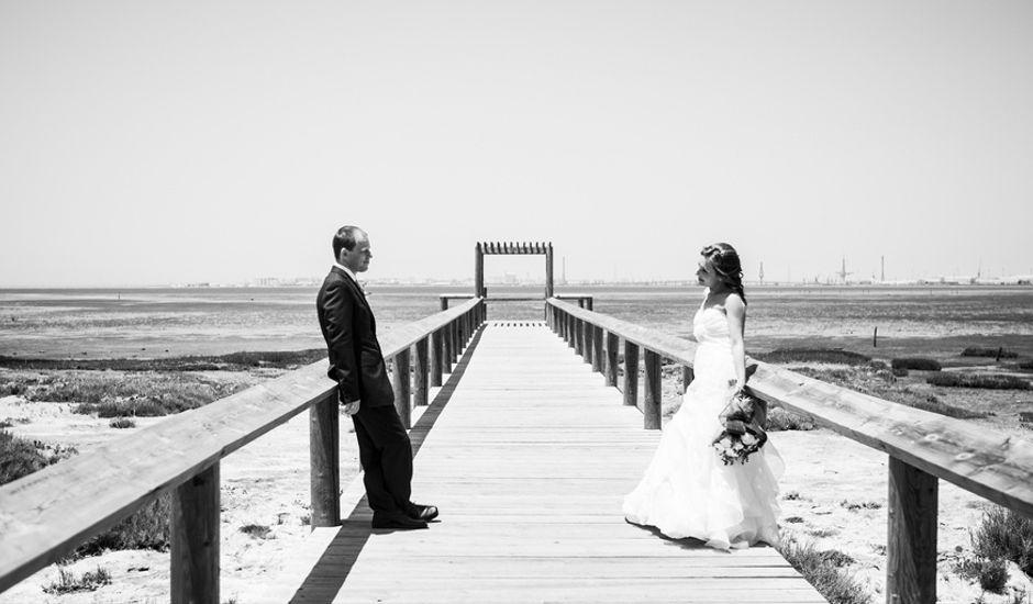 La boda de Sylwek y Raquel en San Fernando, Cádiz
