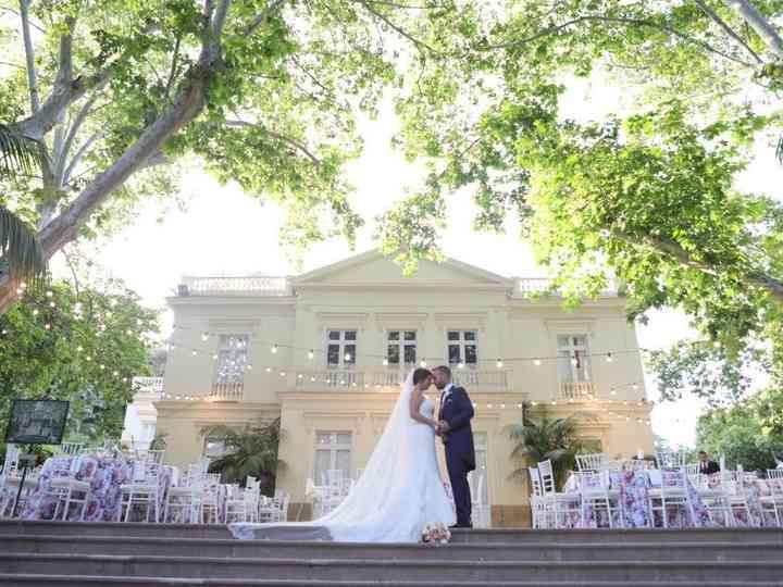 La boda de Ana y Luis Miguel