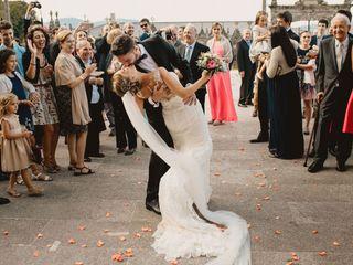 La boda de Rita y Iago