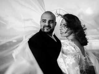 La boda de Yeni y Fran