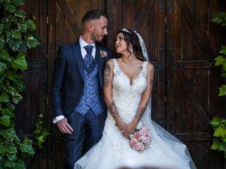 La boda de Rosa y Óscar