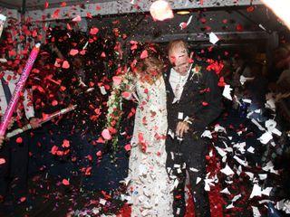 La boda de Alejandra y Asier