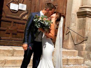 La boda de Sole y Raul