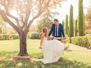 La boda de Annabel y Fran