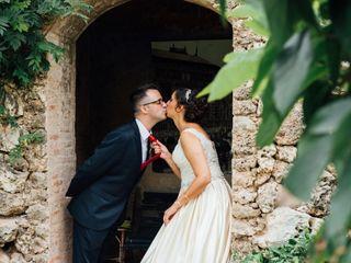 La boda de Carol y Alex