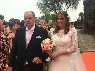 La boda de Yeni y Fran 1