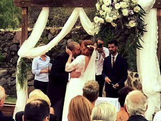 La boda de Yeni y Fran 2
