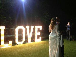La boda de Yeni y Fran 3