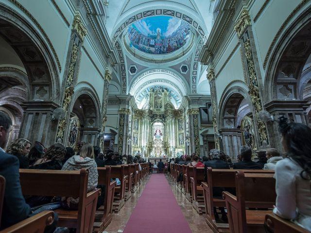 La boda de Maria y Roberto en Murcia, Murcia 22