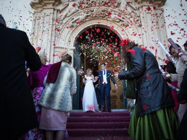 La boda de Maria y Roberto en Murcia, Murcia 31