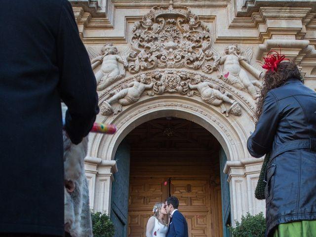 La boda de Maria y Roberto en Murcia, Murcia 32