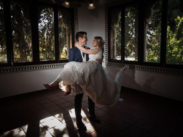 La boda de Maria y Roberto en Murcia, Murcia 46