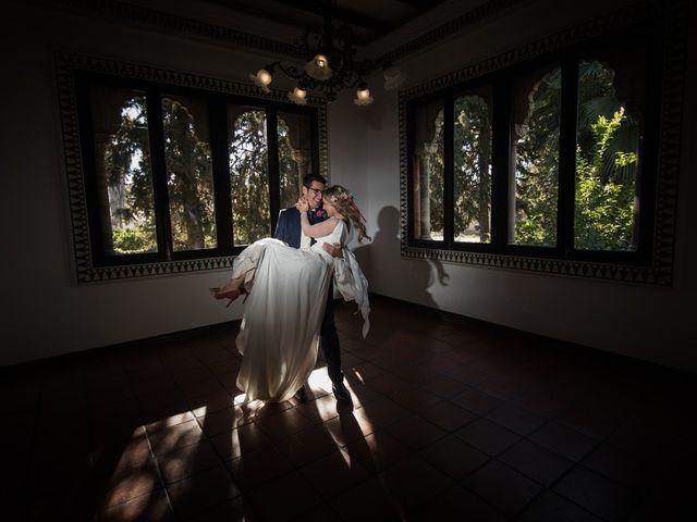 La boda de Maria y Roberto en Murcia, Murcia 47