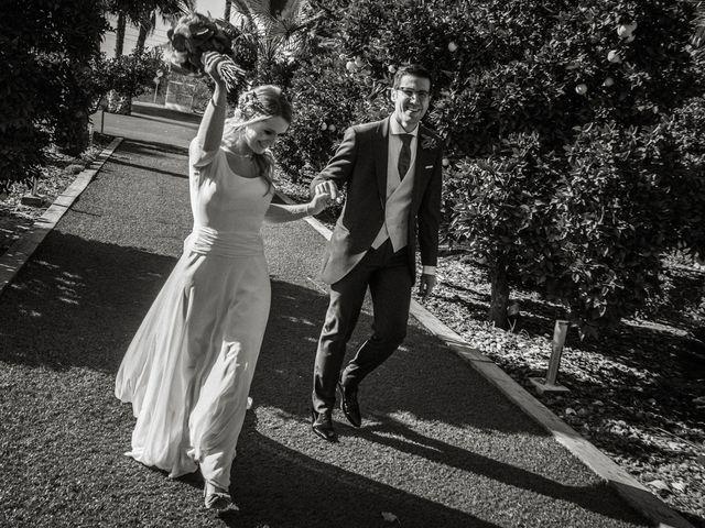 La boda de Maria y Roberto en Murcia, Murcia 53