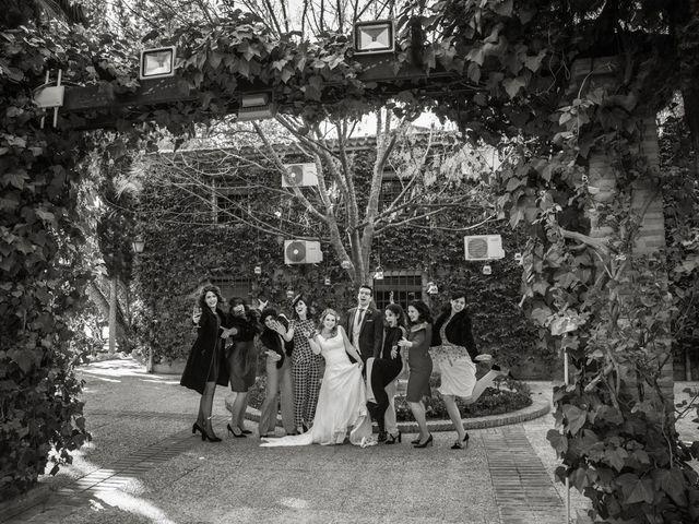 La boda de Maria y Roberto en Murcia, Murcia 55